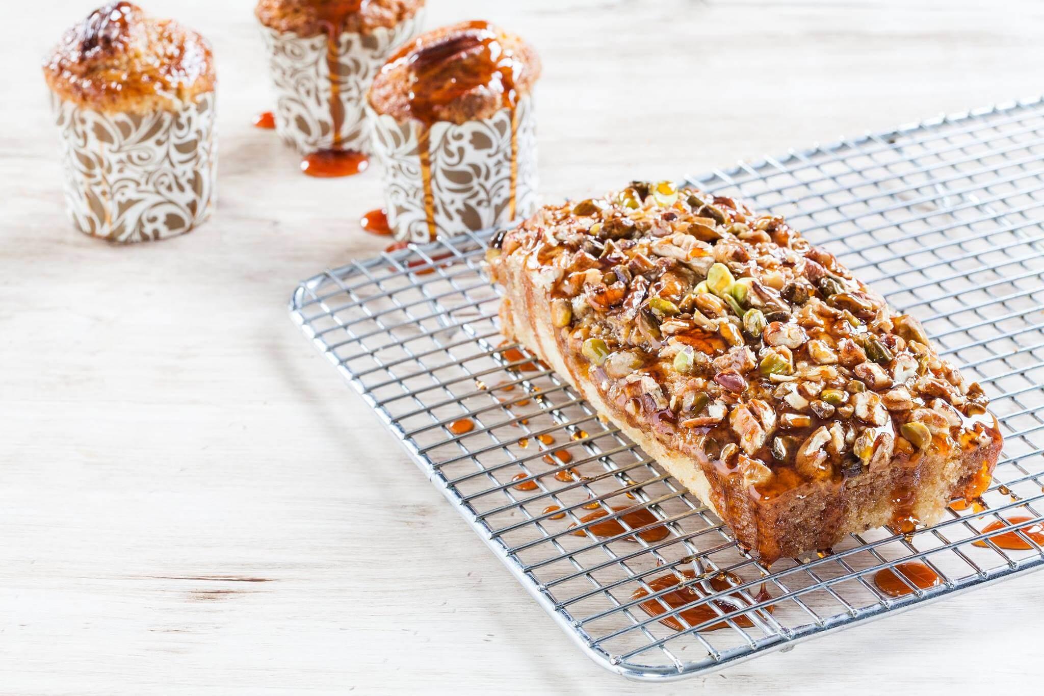 עוגת סילאן ואגוזים עוגה כשרה לפסח